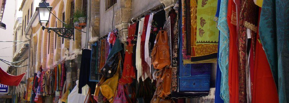 Albaicin Market, Granada