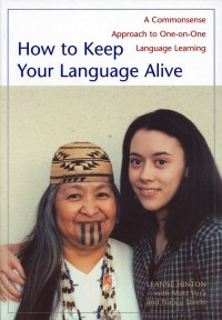 How To Keep Your Language Alive Book Cover