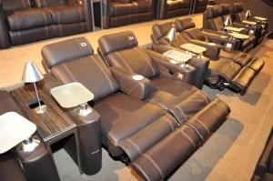 Sala de cinema VIP