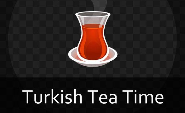 Turkish Tea Time Logo