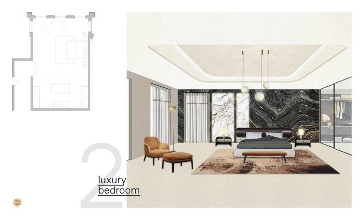 Luxury Modern Italian Bedroom Design Ideas Esperiri Milano