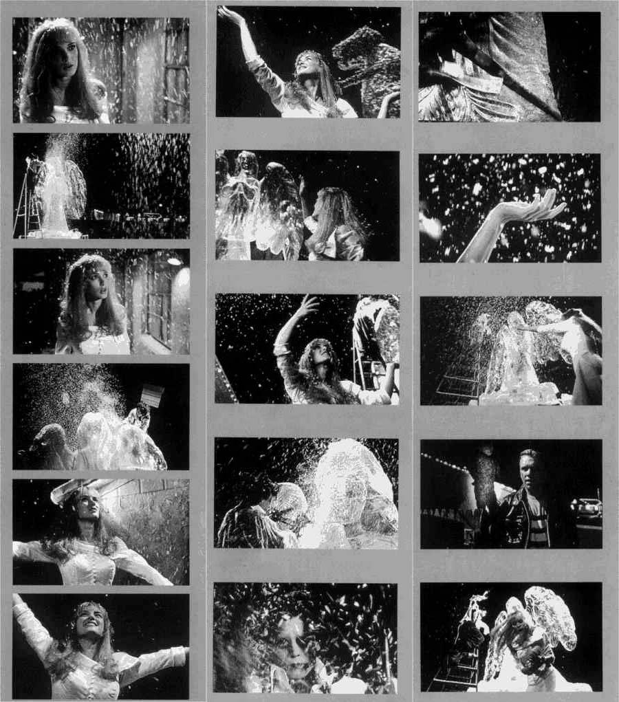 Edward aux mains d'Argent, Tim Burton