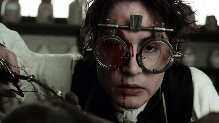 Sleepy Hollow, Tim Burton