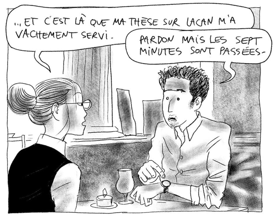 Le Mâle Occidental Contemporain, François Bégaudeau & Clément Oubrerie