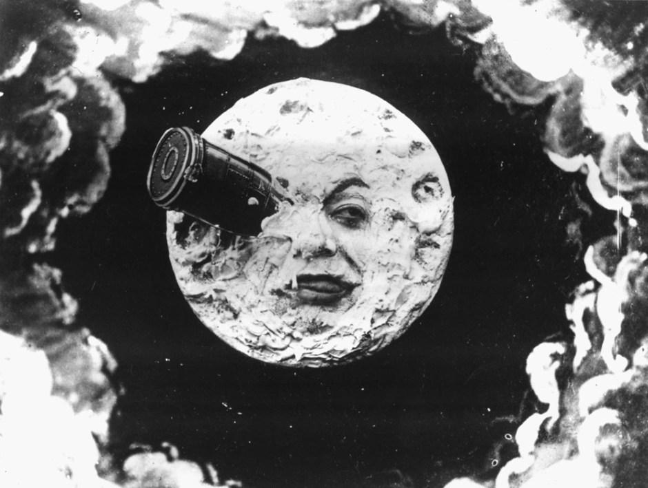 Voyage dans la Lune de Georges Méliès