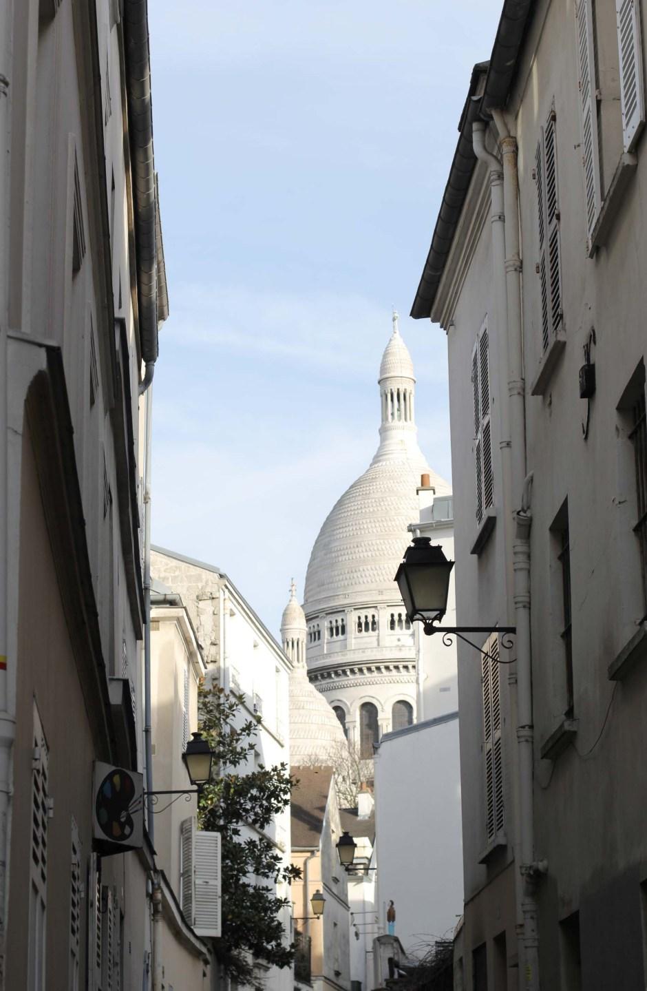 Rue Saint-Rustique, Paris