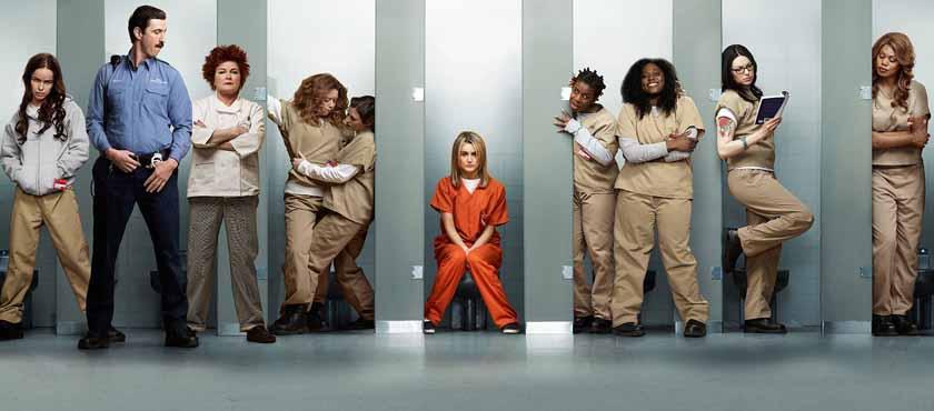 Mes séries du moment, Orange is the new black