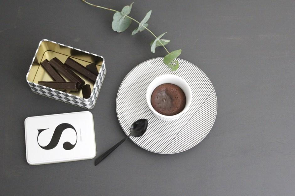 Recette Mi-cuit Chocolat