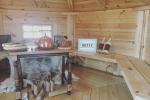 Hutty, maisons cabanes en bois