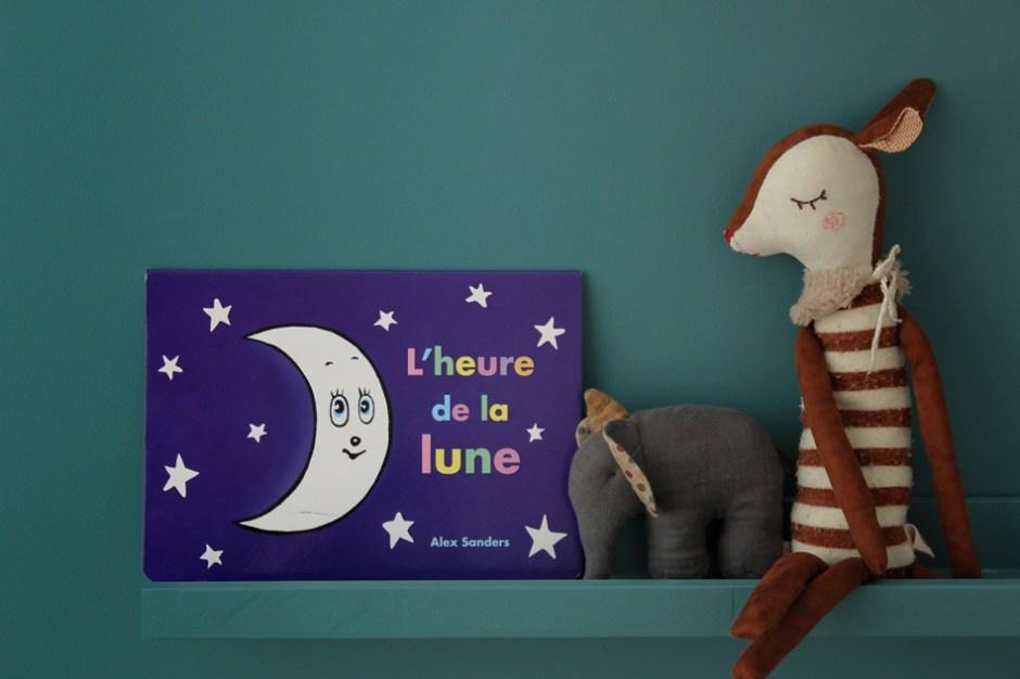 Ecole des Loisirs, Au bain petit lapin, Zim Bam Boum et l'heure de la lune