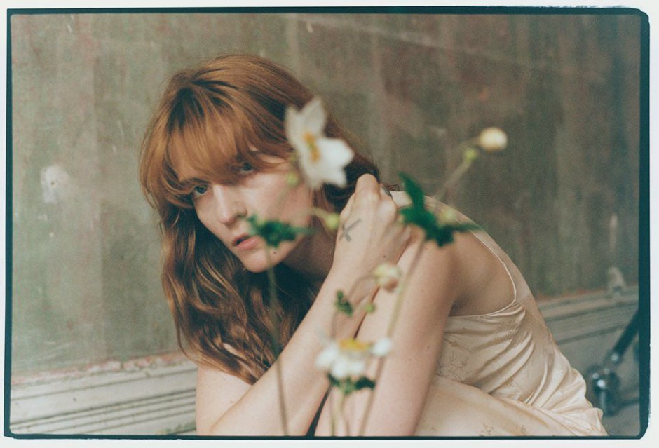 Florence + The Machine en concert - High as Hope -