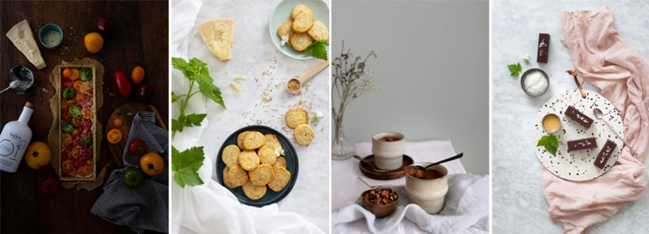 Mini guide photo culinaire et lifestyle