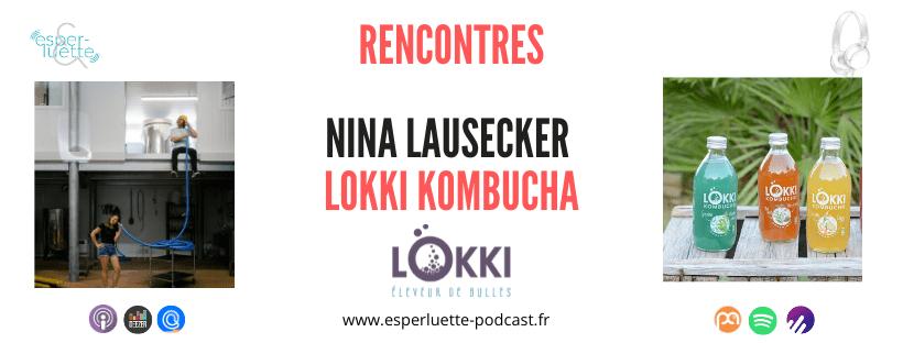 Lokki kombucha - entreprise innovante et durable
