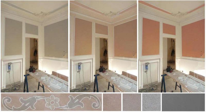 Se si decide per una tinta diversa da quelle neutre, è bene concentrarsi su alcune zone della casa o della stanza da dipingere: Qualche Idea Sugli Abbinamenti Dei Colori Delle Pareti Esperto In Casa