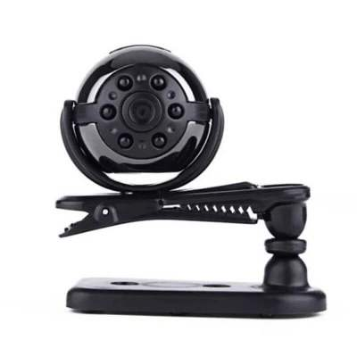 Mini cámara espía visión nocturna infrarrojo 1080p Full HD