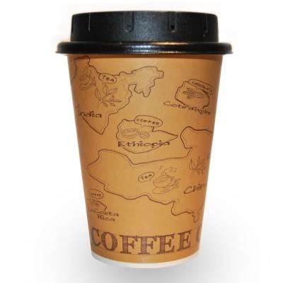 Vaso de café espía de LawMate PV-CC10W