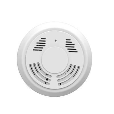 grabar casa con cámara en detector de humos