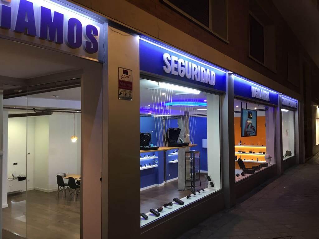 Tienda Espiamos Madrid