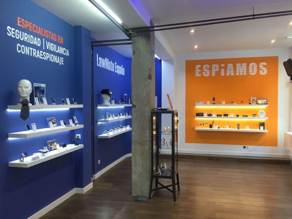 Tienda Espiamos.com Madrid