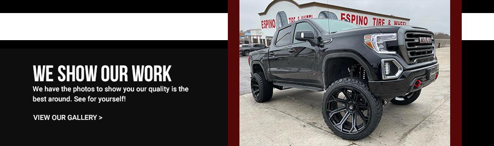 Espino Tire Amp Wheel San Antonio Amp McAllen TX
