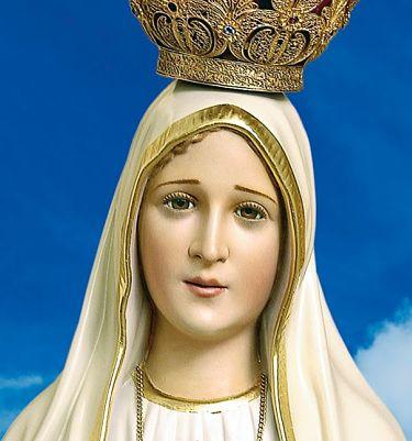 Nossa Senhora de Fátima, Curas Fátima