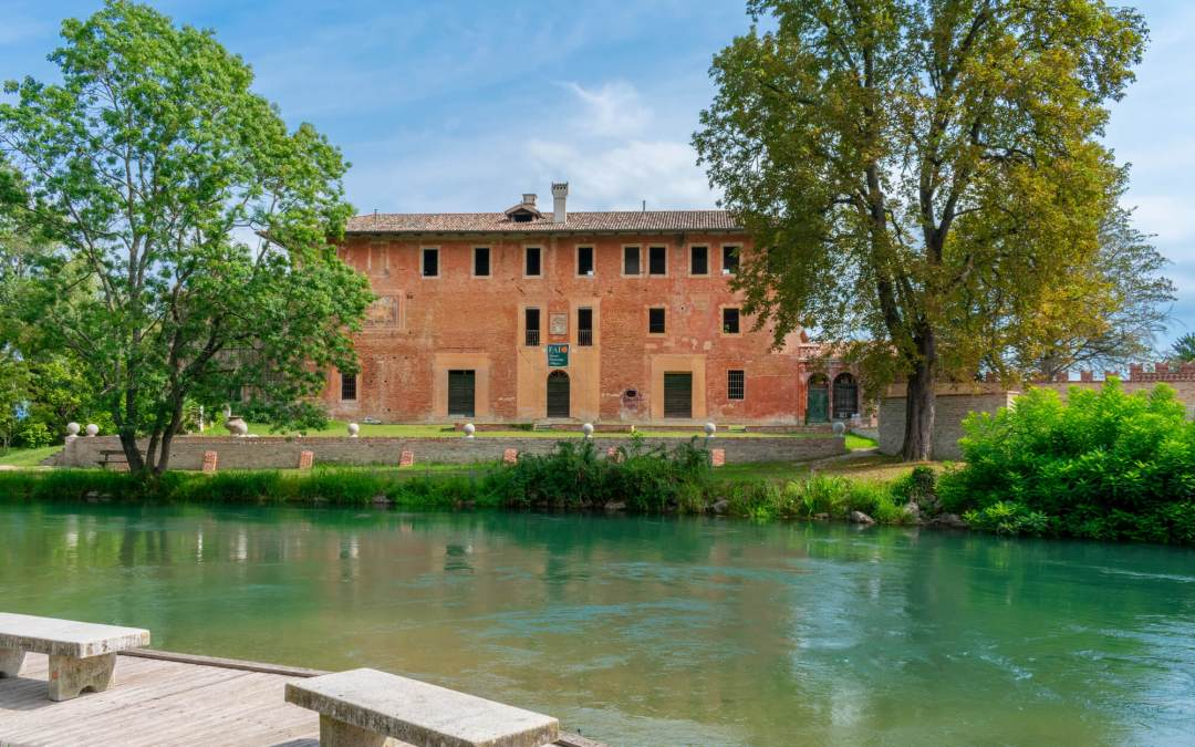 Villa Ottelio Savorgnan e l'amore tra Romeo e Giulietta