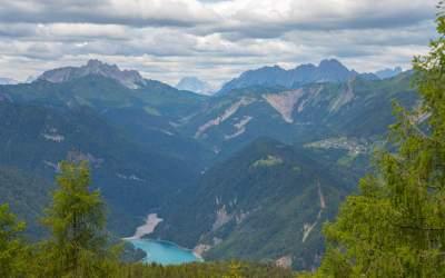 Giro delle Cime: Sesilis, Colmajer e Nauleni