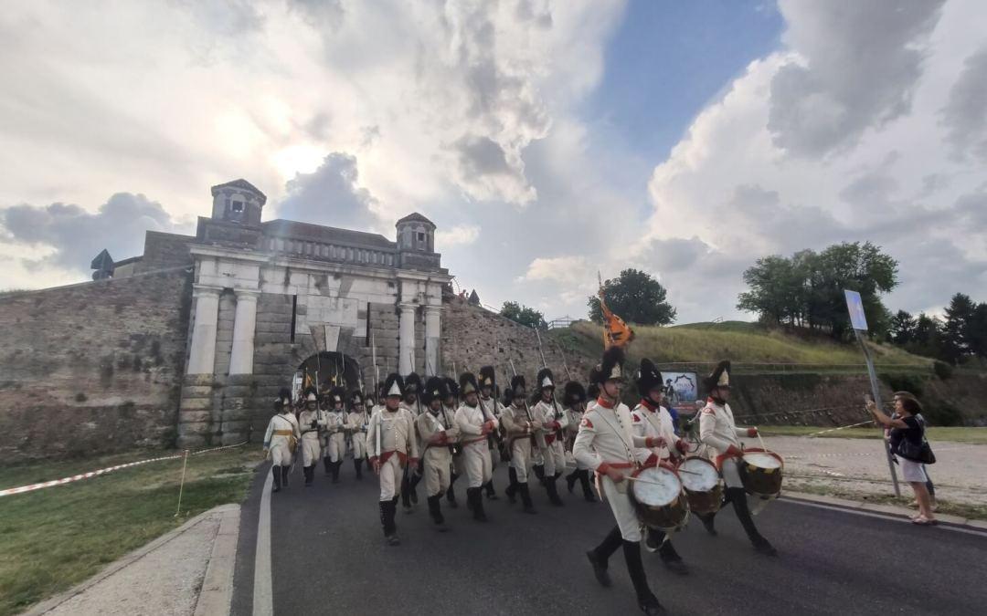 Palma alle Armi rievocazione storica
