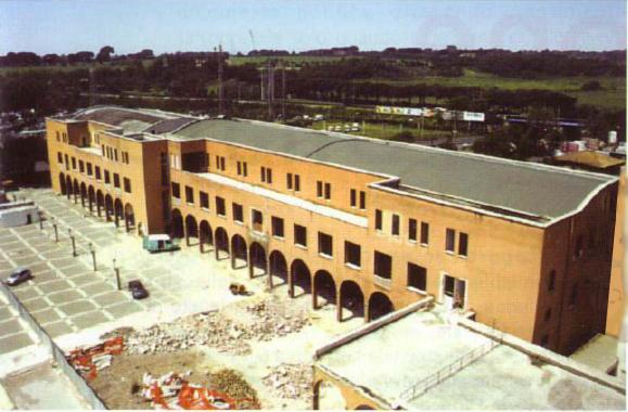 2004 Roma (RM) – Scuola Centrale VV FF , Capannelle