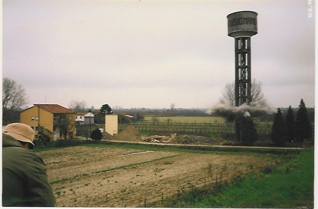 1996 Fusignano (RA) – Piezometro