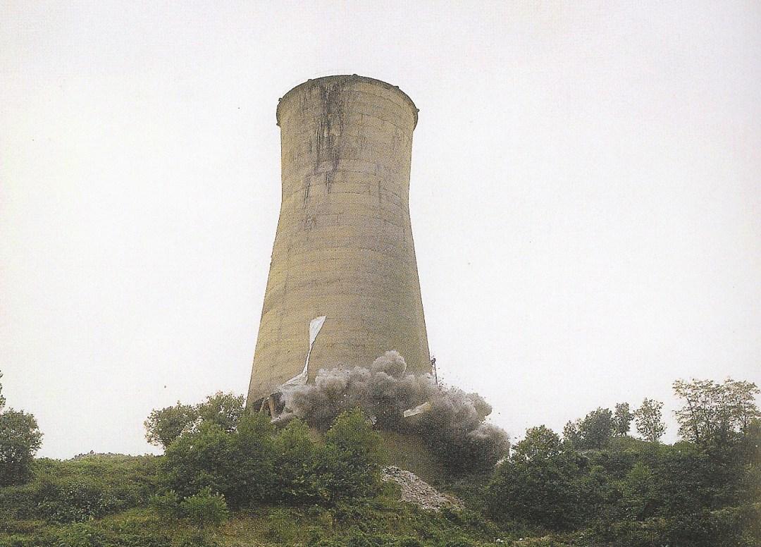 1996 Bolzaneto (GE) – Torre Hammon ex ERG