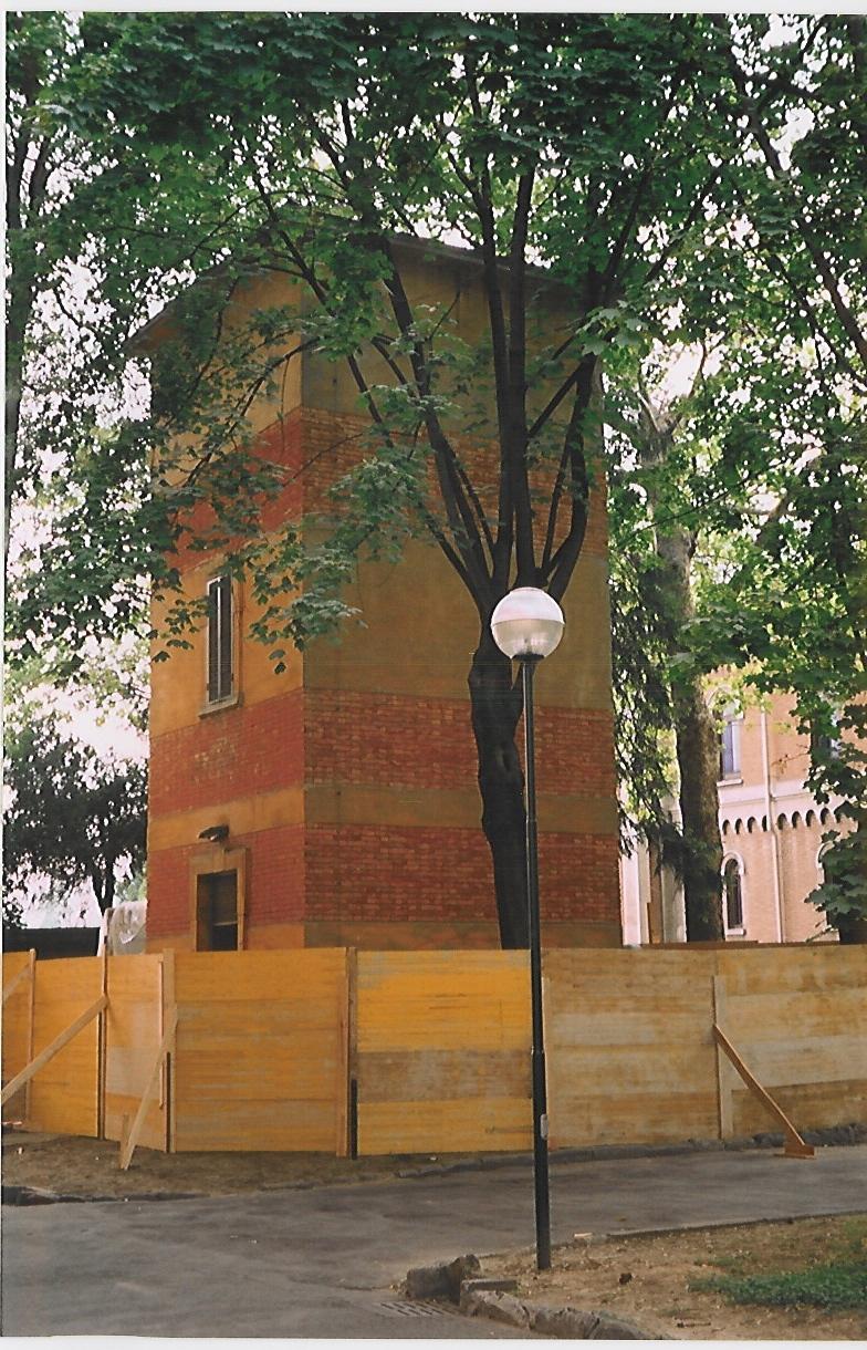 1999 Parma (PR) – Cabina Enel Ospedale