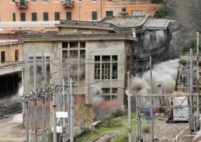 2010 Genova (GE) – Sotto Stazione Elettrica Ferroviara Terralba