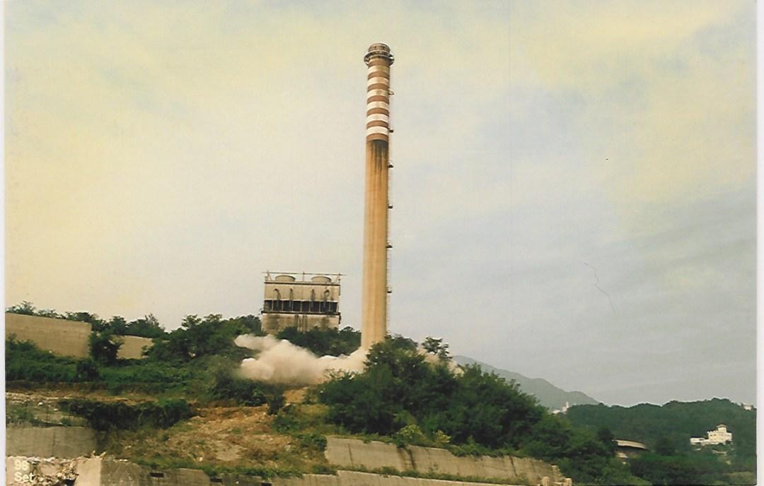 1996 Bolzaneto (GE) – Ex raffineria ERG
