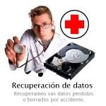 Recuperación de datos perdidos