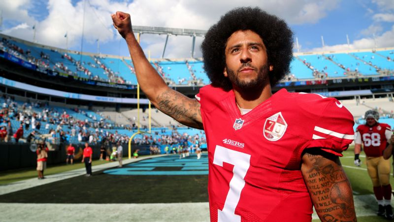 Image result for kaepernick