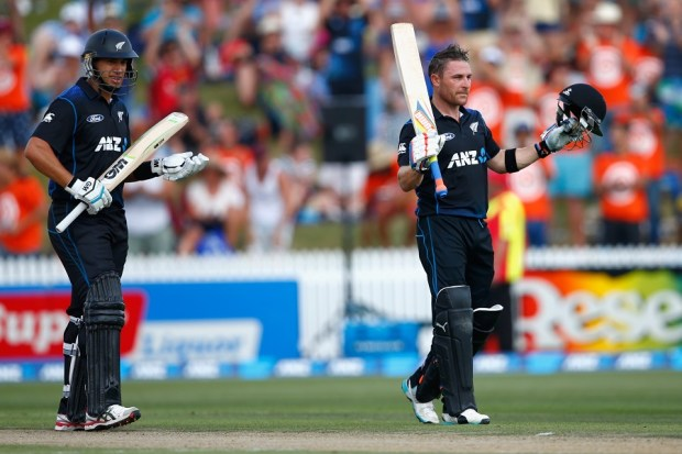 New Zealand vs Sri Lanka 3rd ODI