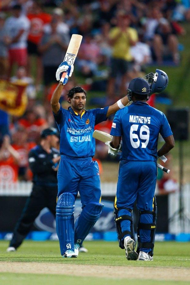 Sri Lanka vs New Zealand 3rd ODI
