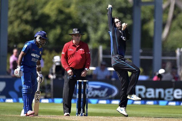 New Zealand vs Sri Lanka 6th ODI