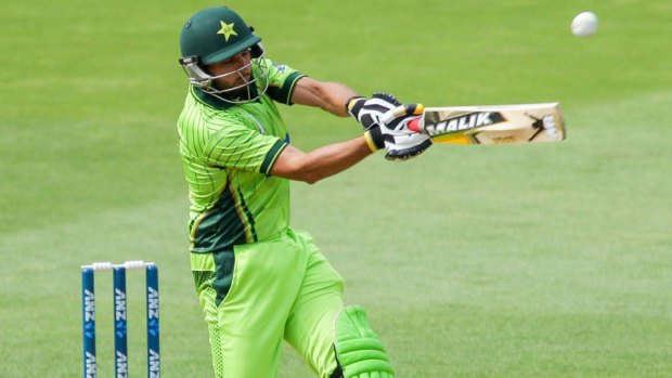Pakistan vs Bangladesh 5th Warm up World Cup 2015
