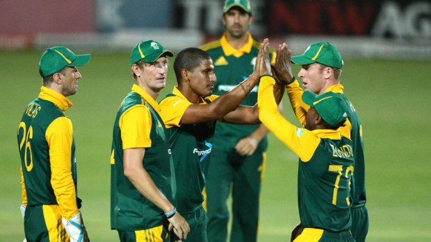 South Africa vs Sri Lanka 3rd Warm up World Cup 2015