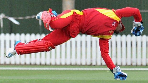 Zimbabwe vs Sri Lanka 9th Warm up World Cup 2015