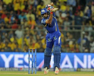 Mumbai Indians v Rajasthan Royals IPL 8