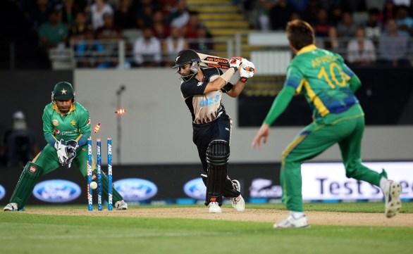 Pakistan vs New Zealand 1st T20