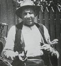 Yabba doing his day job, 1932