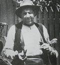 Yabba doing his day job, 1932