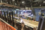 Construction of the Digital Center 2. (Rich Arden / ESPN Images)