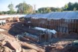 Construction of the ESPN Digital Center 2 building. (Rich Arden/ ESPN Images)