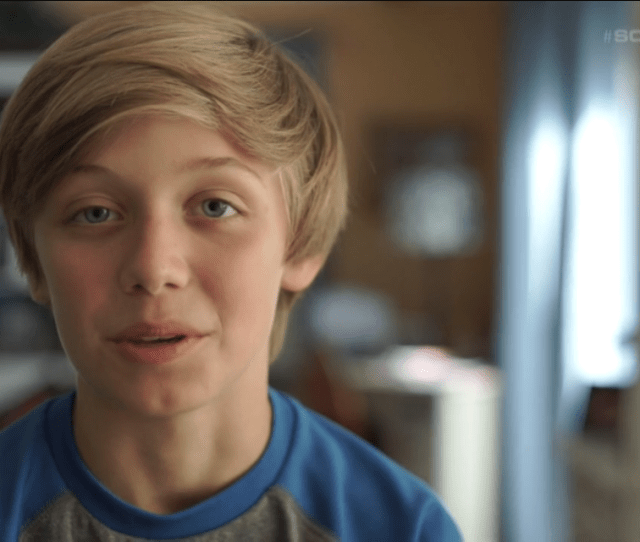 Braeden Lange A 12 Year Old Lacrosse Player Who Was Bullied After Coming