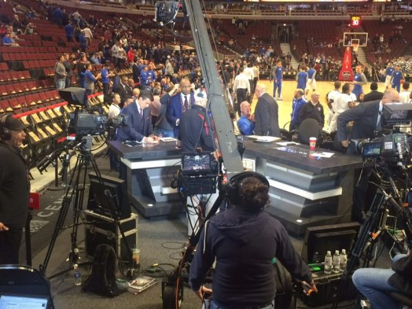ESPN's Remote Operations team works tirelessly across 123 ...
